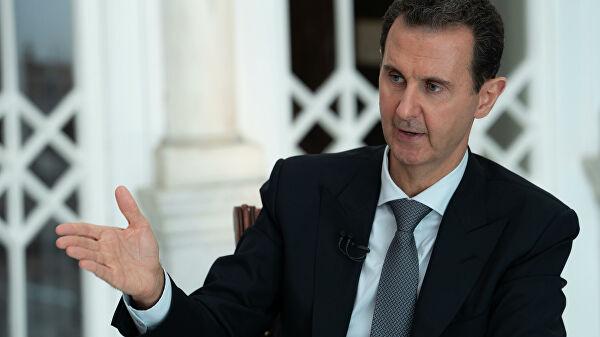 Асад: САД краду нафту и продају је Турској