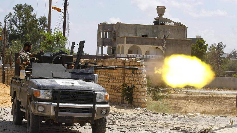РТ: Турска би могла послати војску у Либију ако је позове влада у Триполију - Ердоган