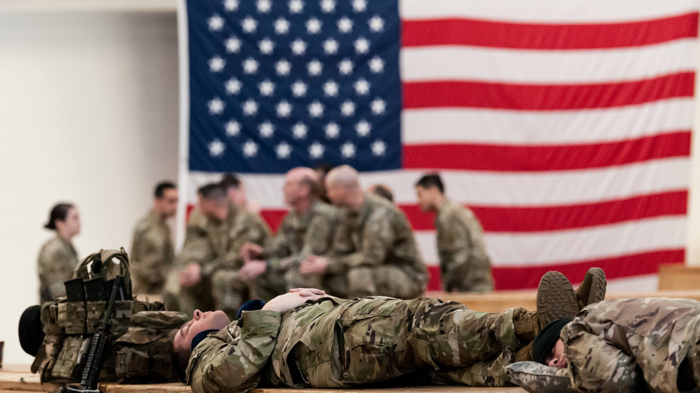 """РТ: Ирански парламент прогласио америчку војску """"терористичким организацијом"""""""