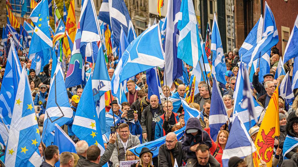 РТ: Лондон одбацио захтев Шкотске за други референдум о независности