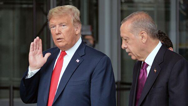 Трамп и Ердоган разговарали о ситуацији у Либији