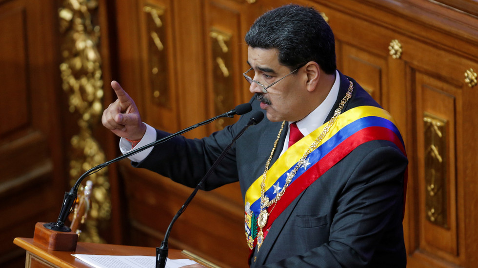 РТ: Мадуро спреман за директне разговоре с Трампом окривљујући Помпеа и друге за амерички неуспех у Венецуели