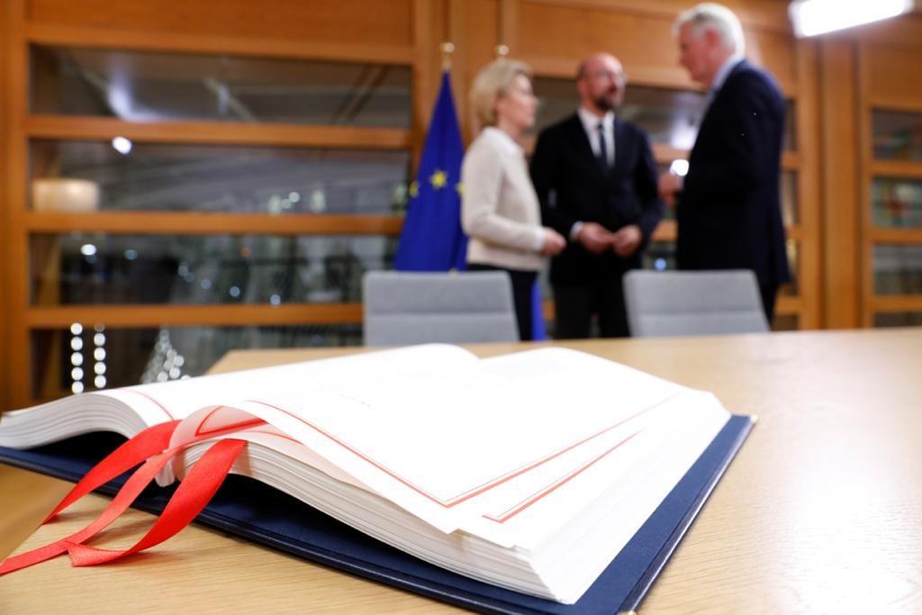 ЕУ потписала споразум о условима изласка Велике Британије из ЕУ