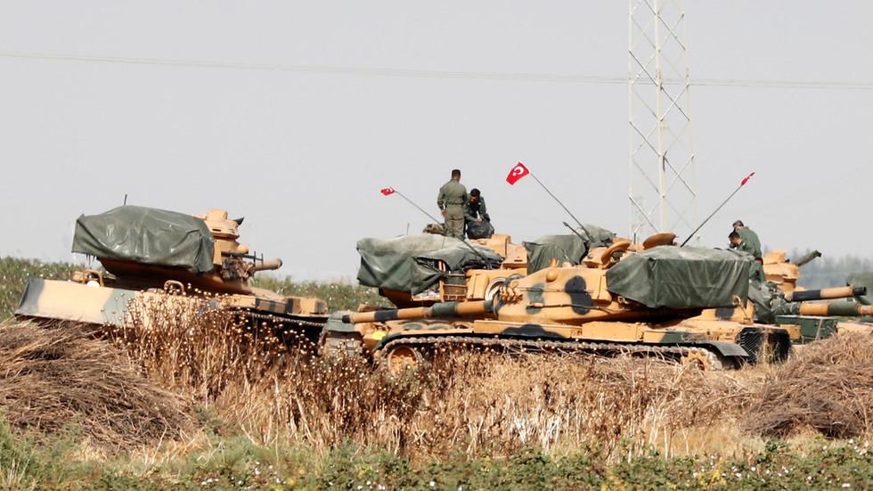 РТ: Турска неће оклевати да користи војну силу ако се напади сиријских снага не зауставе у Идлибу - Ердоган