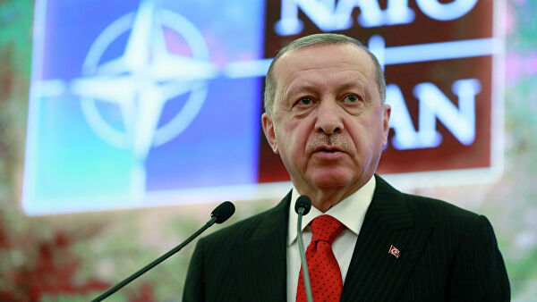Ердоган: Не признајемо илегалну анексију Крима