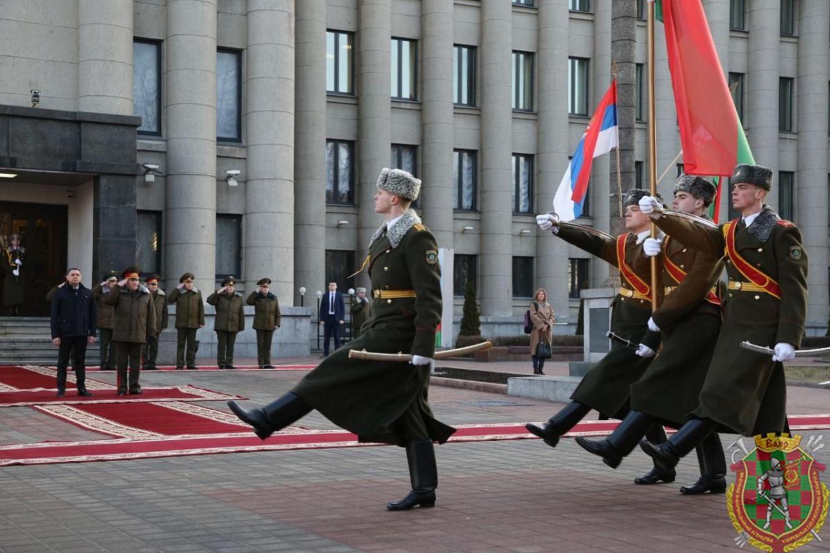Белорусија: Војна сарадња са Србијом на највишем нивоу до сада