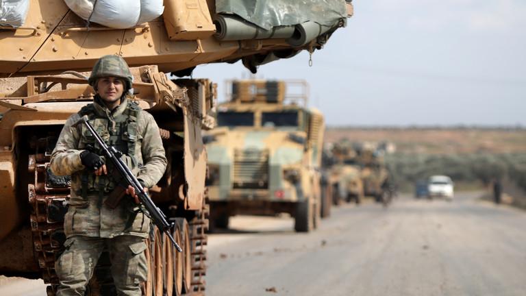 РТ: Ердоган саопштио да се Турска неће повући из сиријског Идлиба све док се не обуставе напади сиријске војске на милитанте