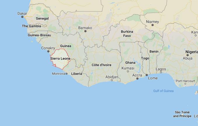 Sijera Leone povukla priznanje Kosova