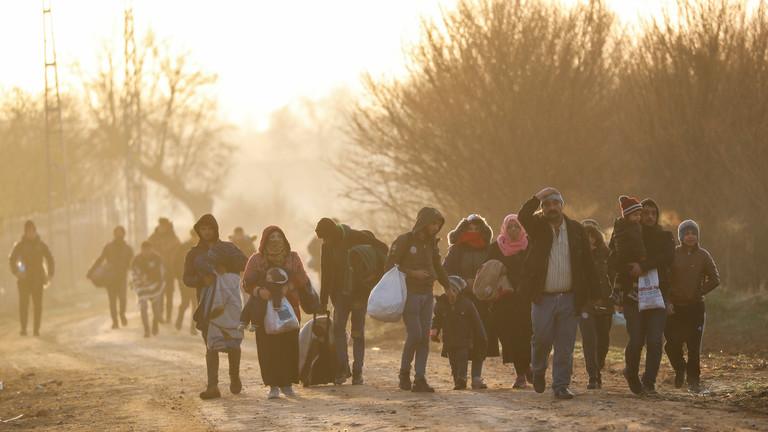 "РТ: Курц оптужио Турску за миграциони ""напад на ЕУ"""