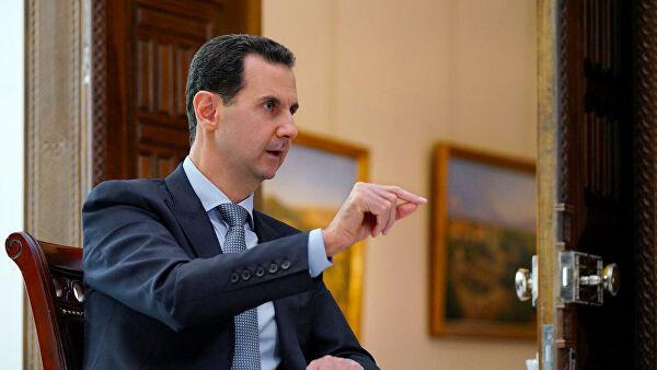 Asad: Koji je neprijateljski čin, veliki ili mali, Sirija počinila protiv Turske?