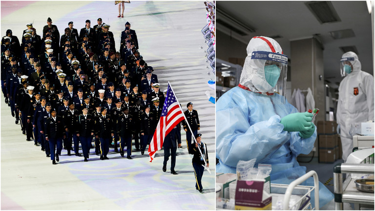 """РТ: """"Где је ваш нулти пацијент?"""" Кинески званичник саопштио да су Американци могли заразити Вухан током војних игара"""