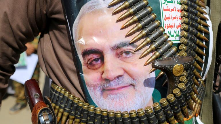 РТ: Рохани обећао да ће Иран предузети даље мере против САД-а како би се осветио за убиство генерала Сулејманија