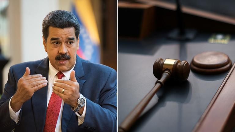 """РТ: Вашингтон подигао оптужницу за """"нарко-тероризам"""" против председника Венецуеле Николаса Мадура"""
