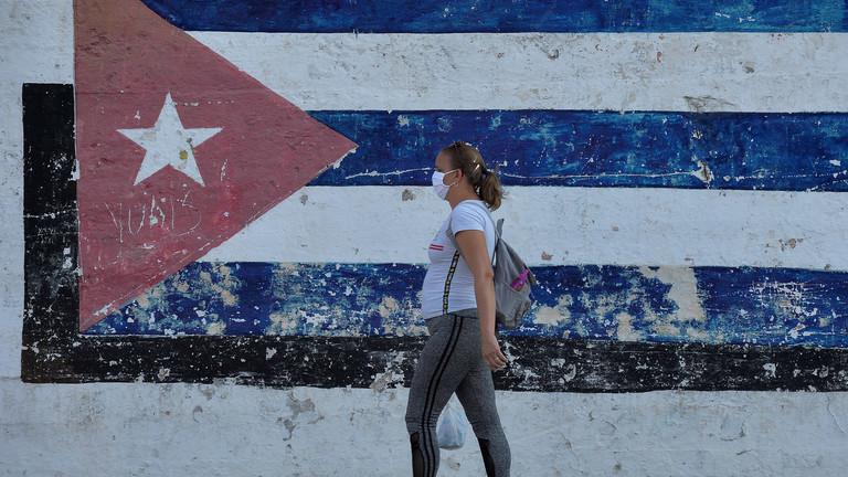 """РТ: """"Злочиначка блокада"""": Куба осудила САД због блокаде испоруке помоћи директора """"Алибабе"""" за борбу против коронавируса"""