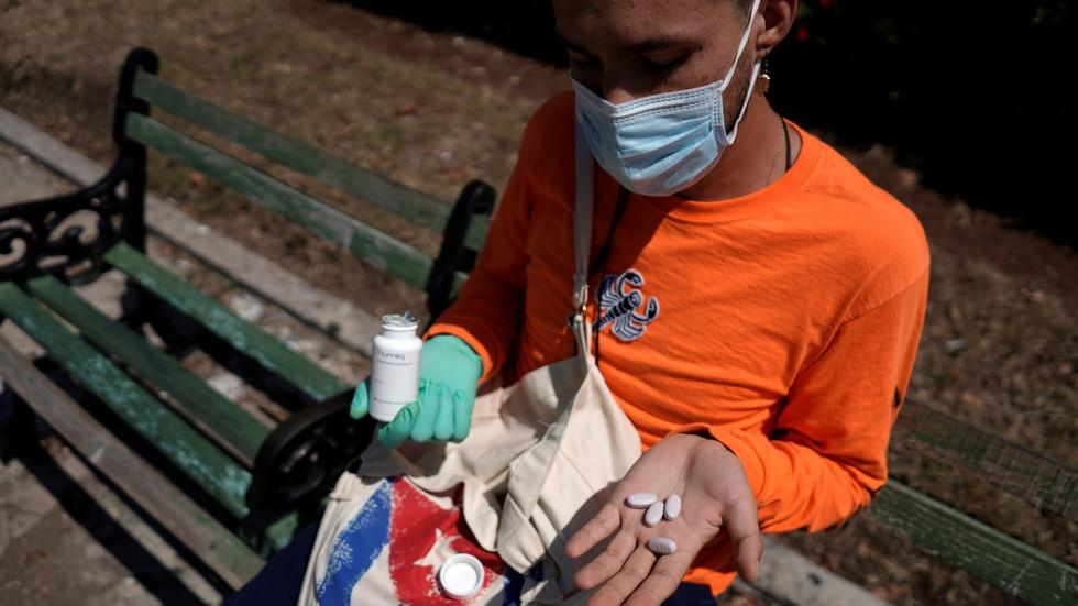 """РТ:РТ: Куба осудила """"окрутне и геноцидне"""" америчке санкције, које ометајући напоре у борби против вируса"""