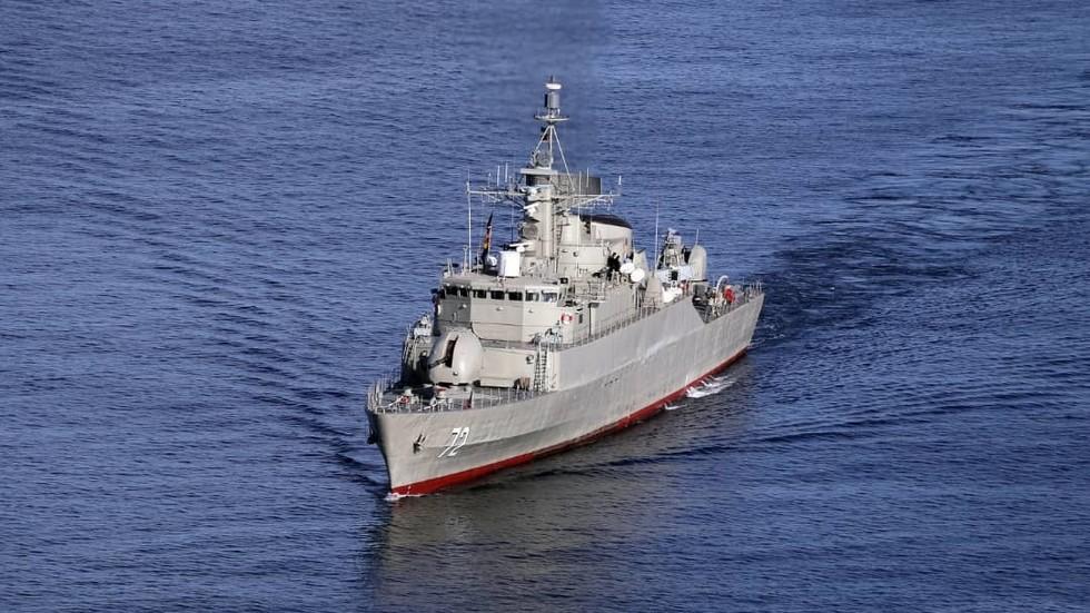 РТ: Амерички ратни бродови ће бити уништени ако угрозе било који ирански - командант Револуционарне гарде Ирана
