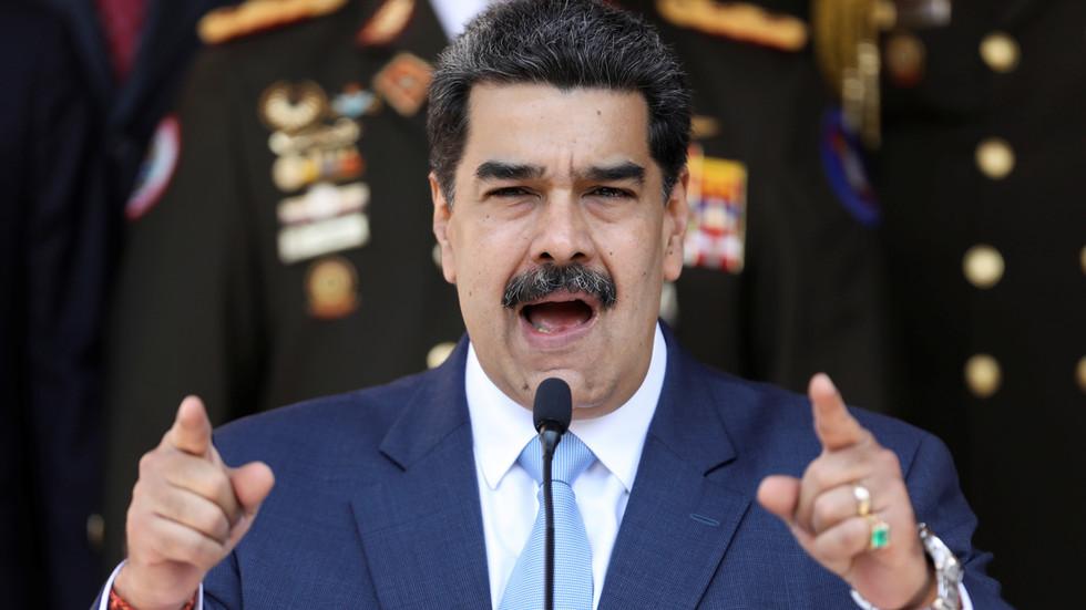 """РТ: Мадуро саопштио да су чланови """"Трамповог обезбеђења"""" били у групи """"плаћеника"""", који су ухапшени у пропалом покушају атентата"""