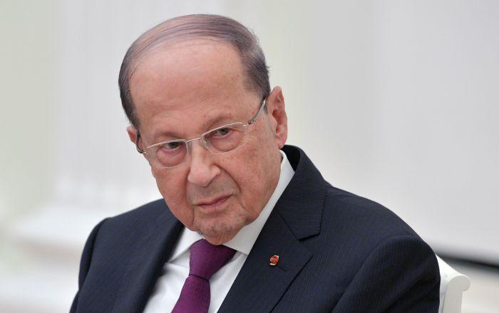 Председник Либана: Западне земље свесно минирају предлоге Русије за повратак сиријских избеглица у домовину