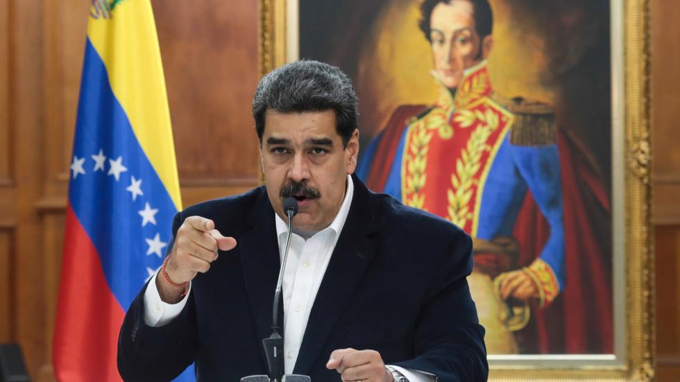 РТ: Кад тишина говори гласно: САД прекинуле све канале комуникације са Каракасом након јадног упада плаћеника - Мадуро
