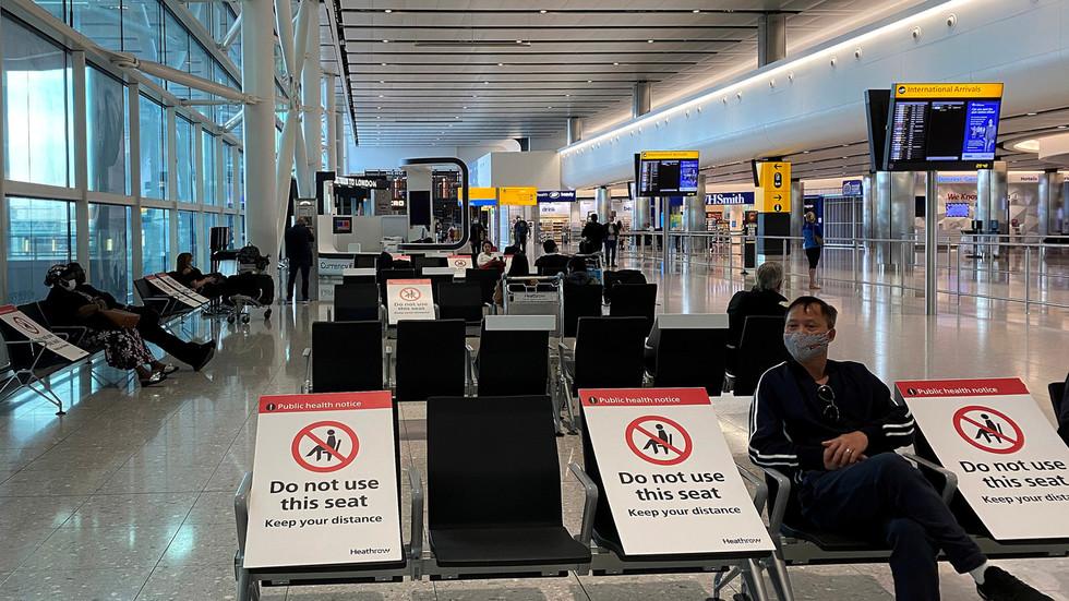 РТ: Велика Британија ће увести карантин за све путнике који долазе, али не и Французе