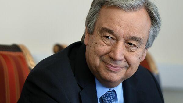 Генерални секретар УН-а подржао позив Русије да се укину једностране санкције током пандемије