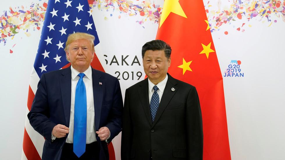 """РТ: """"Прекинућемо све везе"""": Трамп о могућим мерама против Кине"""