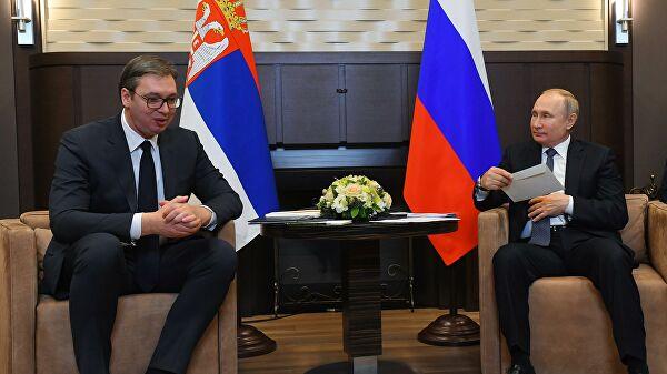 Путин и Вучић разговарали о  пандемији, односима две државе, Косову, Црној Гори и региону