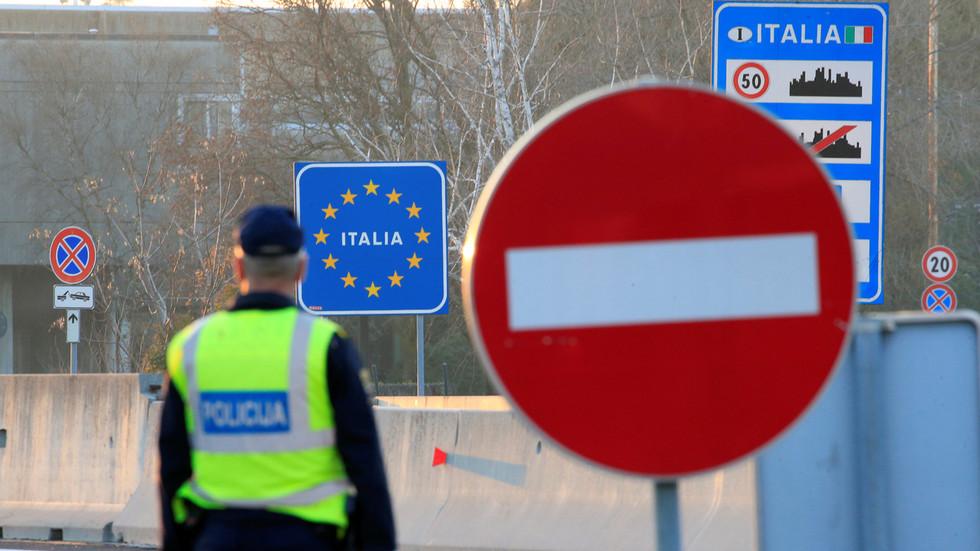 """РТ: """"Супротстављање идеји солидарности"""": Француска осудила Италију због једностраног плана поновог отворања границе за туристе"""