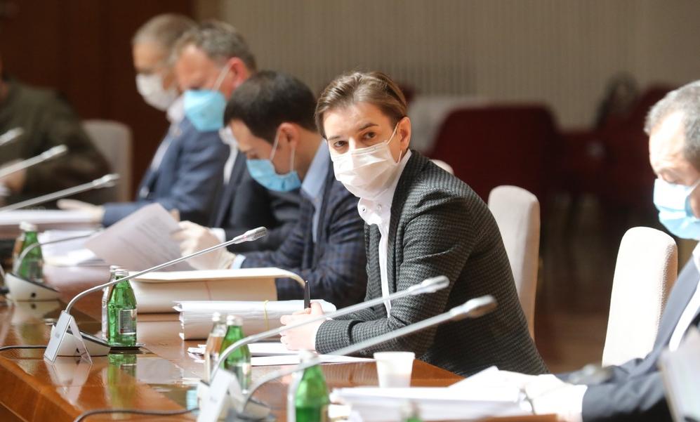 Србија неће уводити реципрочне мере према Црној Гори