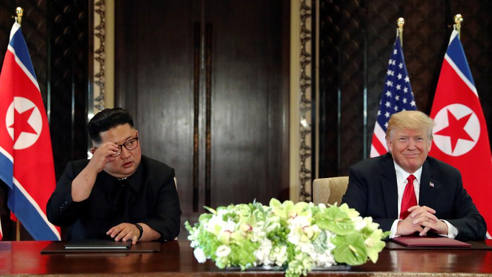 """РТ: """"Оптимизам прешао у мрачну ноћну мору"""": Став Пјонгјанга две године након сусрета Кима и Трампа"""
