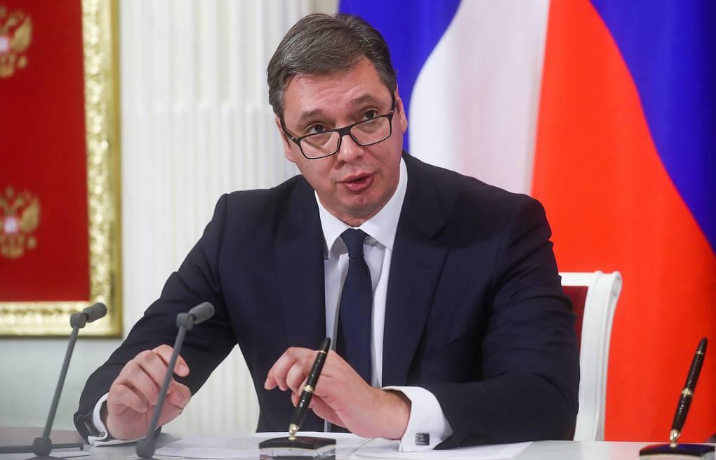 Вучић: Признање Косова неће бити тема у Вашингтону, нити ћемо то дозволити