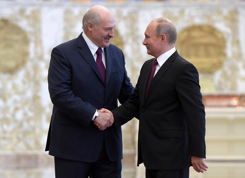 Лукашенко: Не постоје варнице у односима с Путином