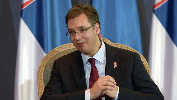 Вучић: Добили смо највеће поверење у историји Србије