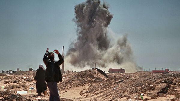 """""""ЕУ треба да научи језик силе и запрети употребу војних средстава за успостављања мира у Либији"""""""