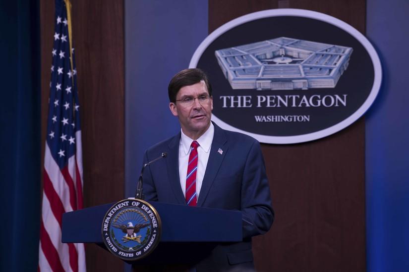 """""""САД обуздале агресивне акције отпадничких земаља као што су Северна Кореја и Иран, као и блиским њима, Русија и Кина"""""""