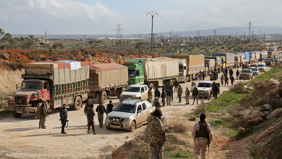 РТ: СБ УН усвојио резолуцију о прекограничној помоћи Сирији, али одбио да се бави хуманитарним последицама санкција