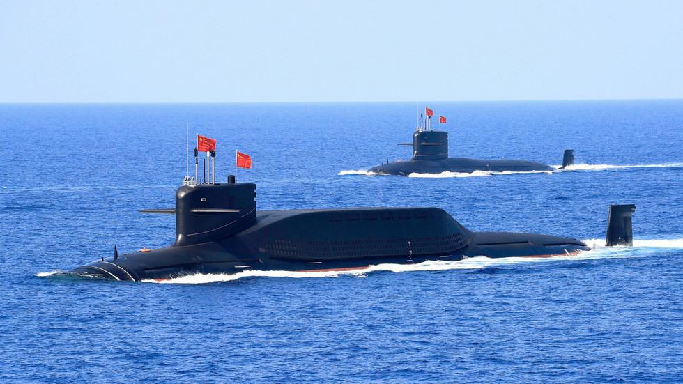 """РТ: Пекинг саопштио да САД настоје да """"наруше мир"""" у Јужном кинеском мору након што је Вашингтон формално одбацио кинеске територијалне тврдње"""