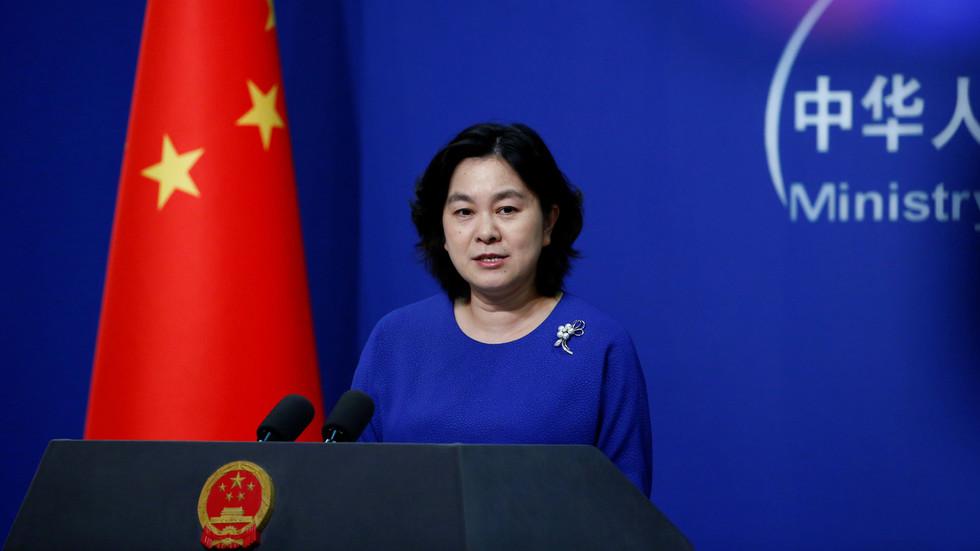 РТ: За претње бомбашким нападима и убиствима упућене кинеској амбасади у Вашингтону Пекинг окривио америчку владу