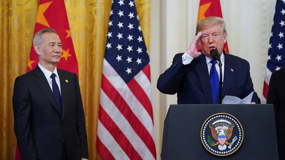 """RT: Tramp kaže da je """"uvek moguće"""" da će zatvoriti još kineskih konzulata nakon što je Peking obećao recipročan odgovor zbog zatvaranja objekta u Hjustonu"""