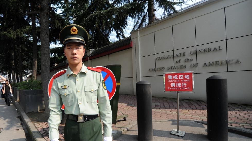 РТ: Пекинг наредио затварање конзулата САД-а у Ченгдуу као одговор на затварање кинеског конзулата у Хјустону