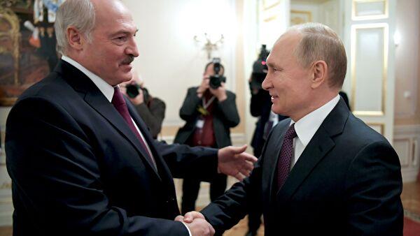 Лукашенко: Владимира Путина доживљавам као старијег брата