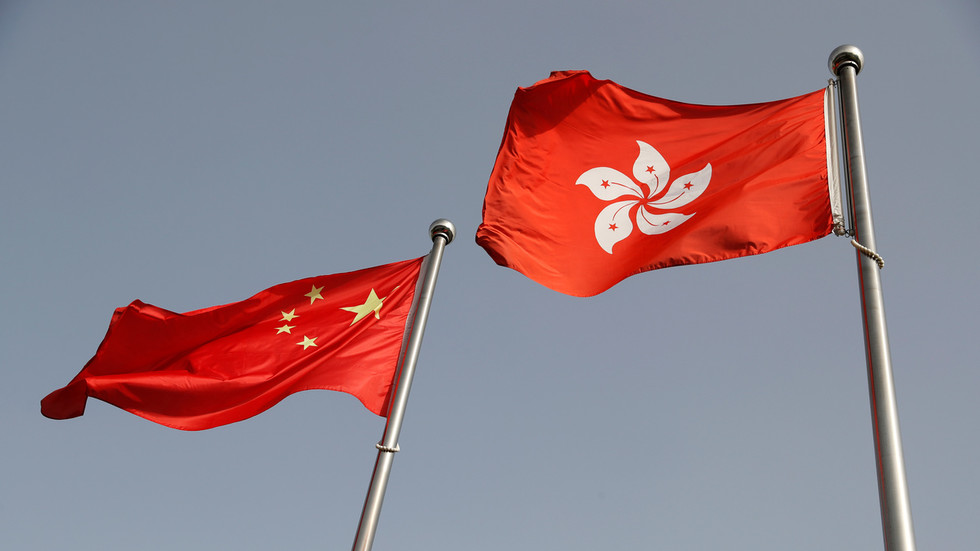 РТ: Безобразно и варварско мешање: Влада Хонг Конга оптужила САД за коришћење града као
