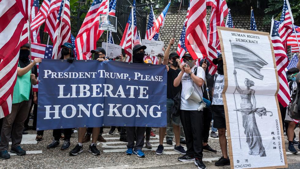 РТ: Кина уводи санкције америчким сенаторима Теду Крузу, Марку Рубиу и другим званичницима због политике према Хонг Конгу