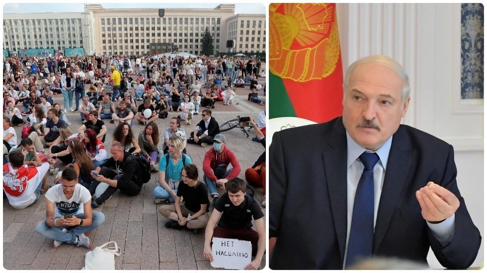 """РТ: Лукашенко каже да је на мети """"обојене револуције"""", те да покушава да удружи снаге са Путином"""