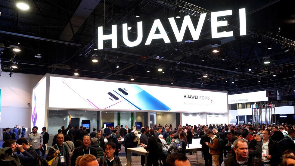 """РТ: """"Хегемонско понашање"""": Пекинг осудио америчке потезе против """"Хуавеја"""""""