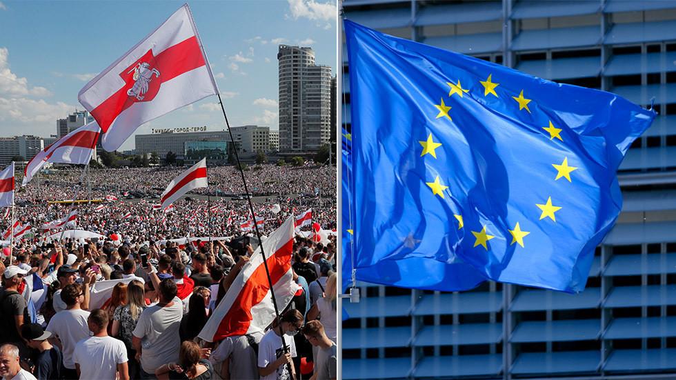 """РТ: ЕУ ће санкционисати све оне """"одговорни за насиље, репресију и фалсификовање изборних резултата"""" у Белорусији"""