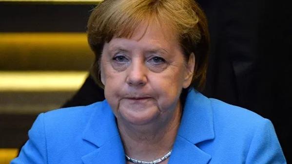 """Меркелова: Одлука о """"Северном току 2"""" у вези са ситуацијом око Наваљног још није донета"""