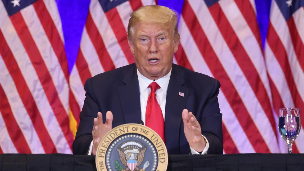 """РТ: Трамп запретио Ирану нападом """"1000 пута јачим"""" након што је Техеран осудио анонимни извештај као """"пропаганду"""""""