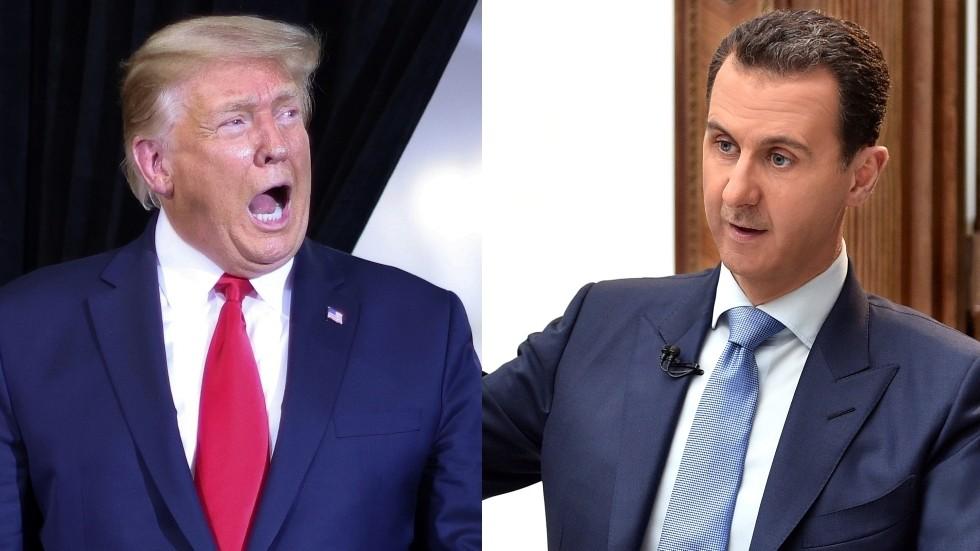 РТ: Трамп каже да је желео да убије Асада, те окривио бившег министра одбране јер га је спречио