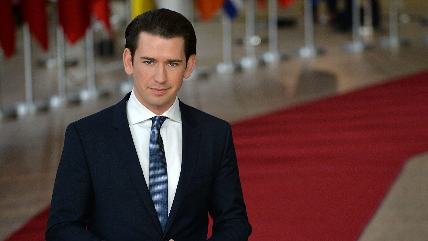 """Курц: """"Северни ток 2"""" за нас у Аустрији је економски пројекат и позитиван пројекат"""